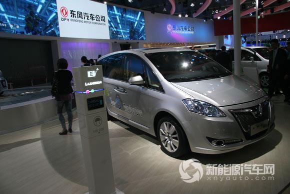 东风纳智捷电动suv 纯电动汽车 新能源汽车网 新能源汽车网高清图片