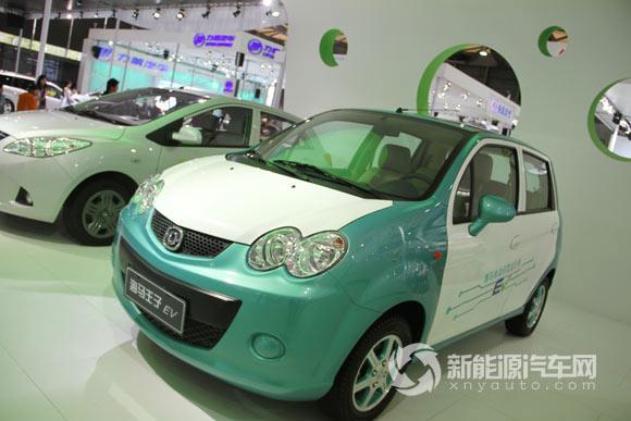 海马海马王子EV纯电动轿车 纯电动汽车 新能源汽车网 新能源汽车网 -高清图片