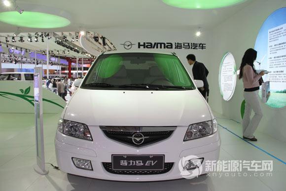 海马普力马EV纯电动轿车 纯电动汽车 新能源汽车网 新能源汽车网高清图片