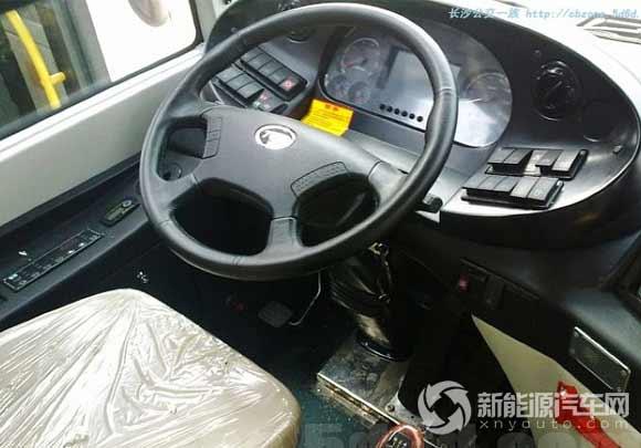 南车时代TEG6128PHEV混合动力客车 混合动力汽车 新能源汽车网 新