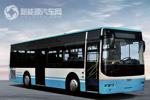 中车时代电动10米天然气客车