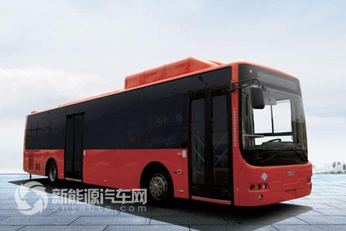 中车时代电动12米天然气客车
