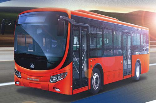 珠海银隆纯电动客车gtq6105bevb3