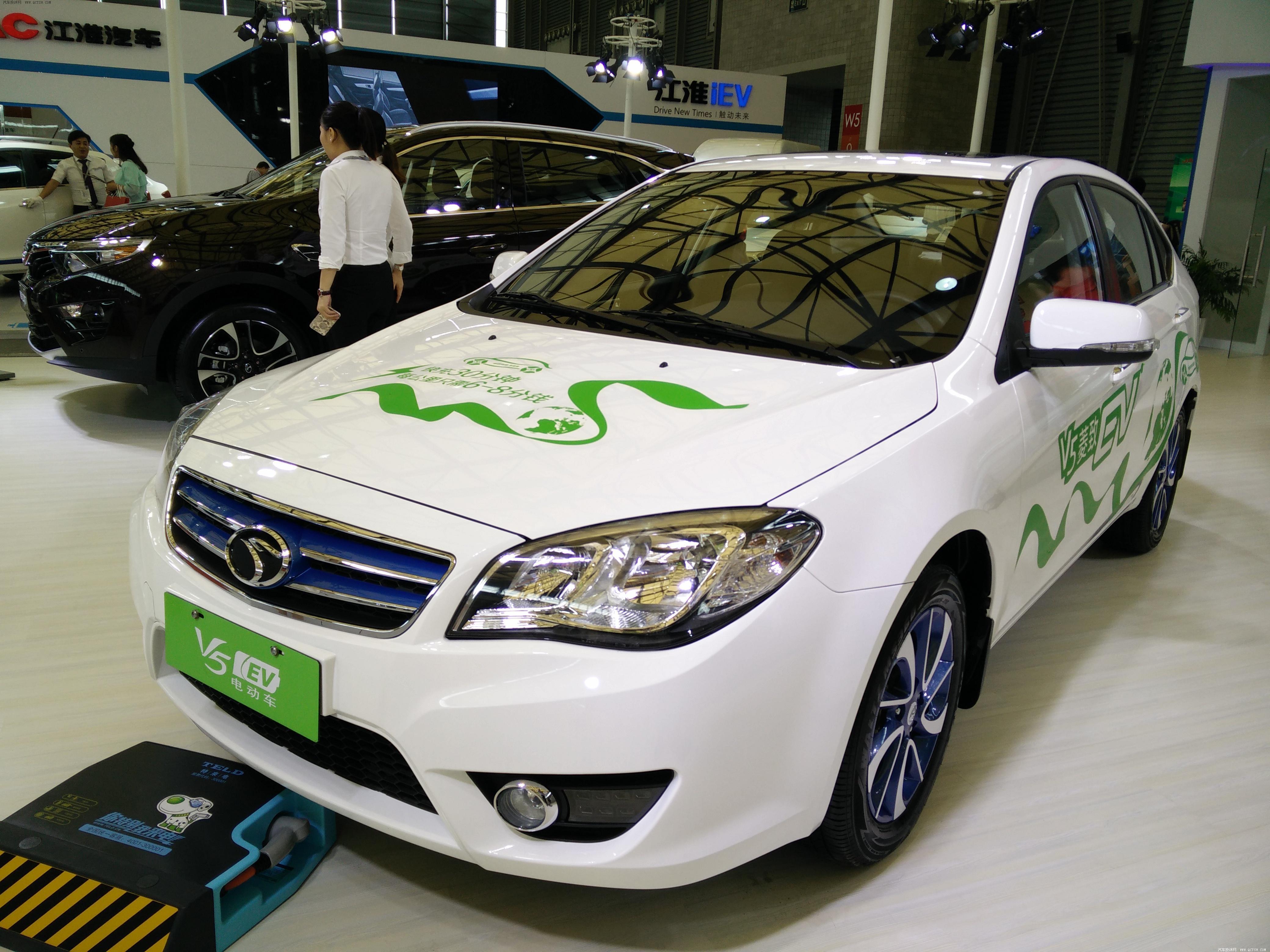 引领新能源时代,东南汽车重磅亮相上海国际新能源汽车产业博览会