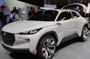 现代汽车氢燃料电池SUV