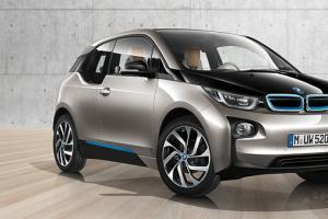 宝马i3纯电动汽车