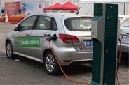充电桩导航地图问世:在北京开电动车的看过来