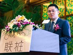 访上海联桩新能源科技有限公司创始人兼CEO--毛纯华
