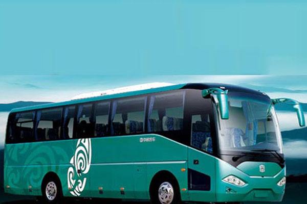 中通纯电动城市客车LCK6109EV