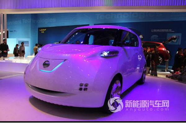 东风日产 Zero Emission电动轿车