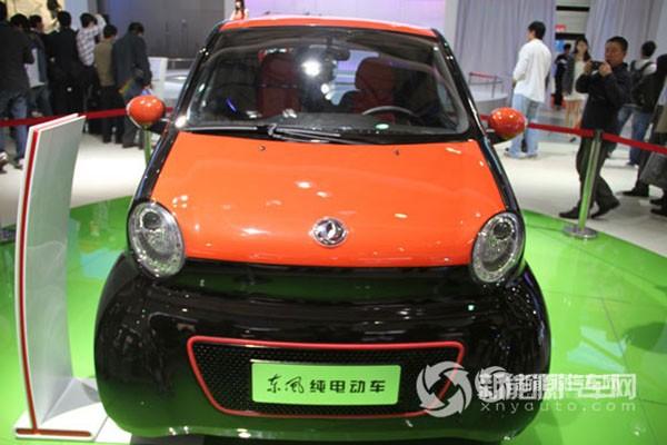 东风纯电动轿车EJ02