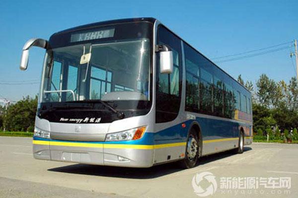 中通LCK6121HEV混合动力客车