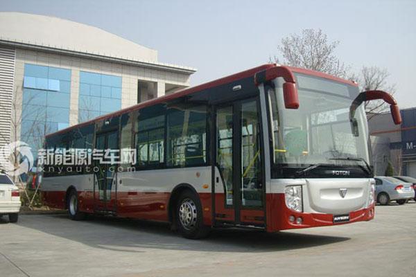 福田混合动力城市客车BJ6123HEV