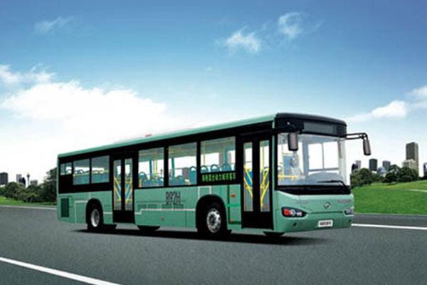 海格混合动力公交客车KLQ6129GHE1