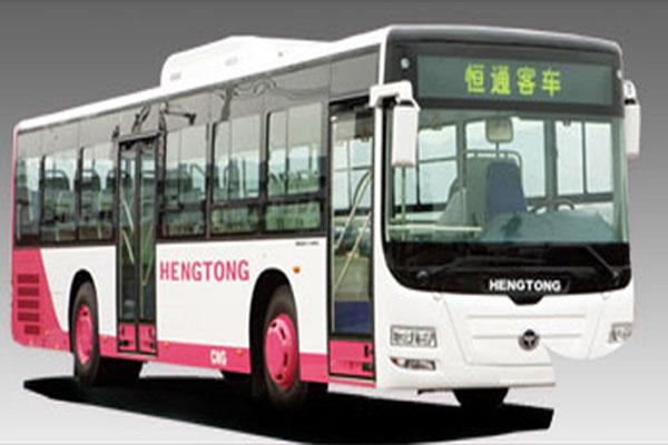恒通CNG公交客车CKZ6106HN3