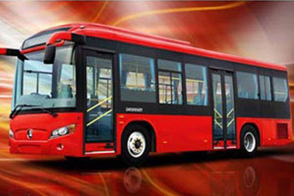 常隆CNG城市客车YS6990NG