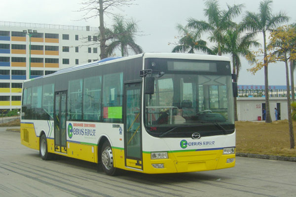 五洲龙CNG城市客车FDG6121GC3