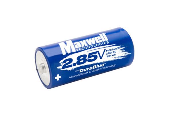 Maxwell2.85V单体超级电容