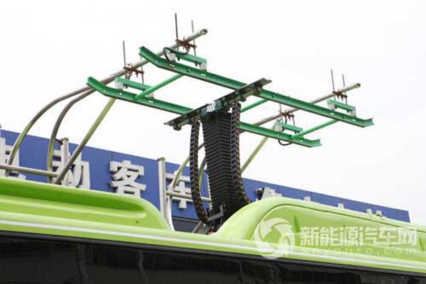 恒通电动客车—混动系统