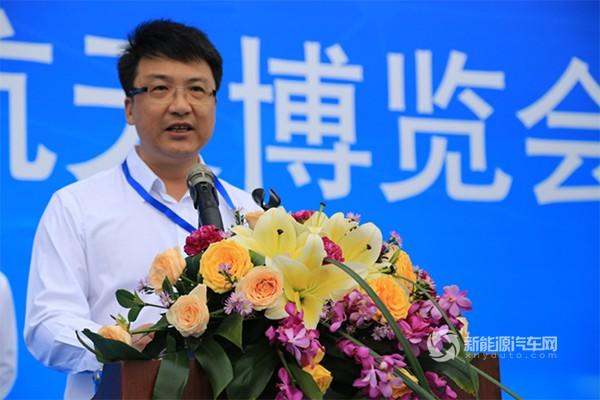 本届航展有幸与珠海银隆新能源有限公司首次携手合作,共同见证中国