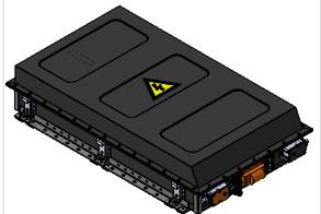 宁德时代巴士动力电池系统