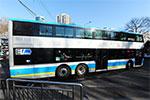 北京:22辆双层纯电动公交二环开跑
