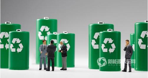"""新能源汽车动力电池回收问题谁来""""终结""""?"""