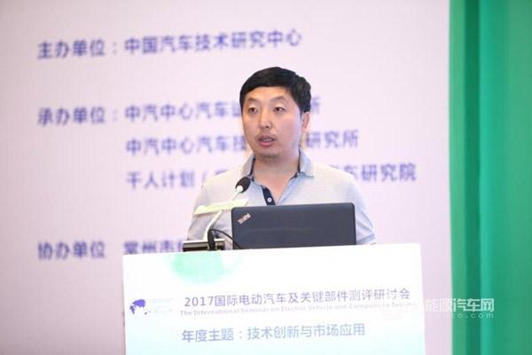 欧辉王雷:氢燃料电池客车系统集成与关键技术开发
