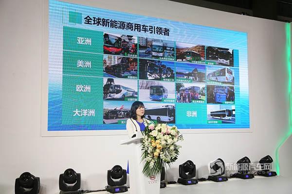 业高度 比亚迪2017款K9 K8纯电动客车卓越上市高清图片