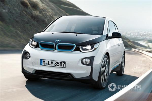 BMW i3 2017款