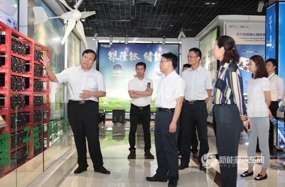 2009年珠海银隆新能源产业园正式动工建设,标志着银隆迈出了进军新