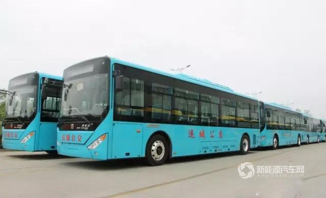 """中通新能源客车""""走俏""""东北市场"""