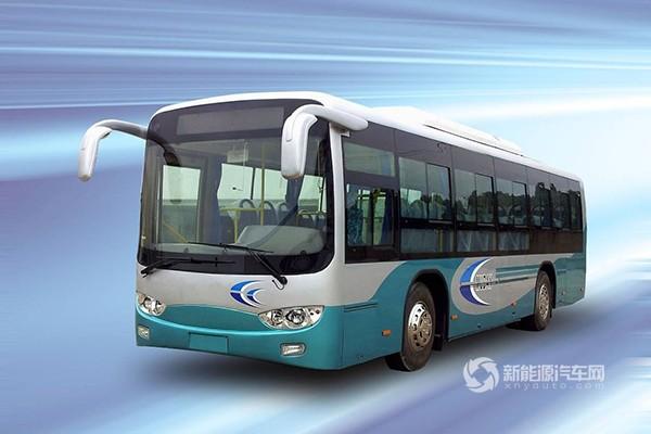 吉林长春:纯电动公交投入到市区三条线路上