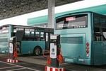广东清远:佛冈县投入2000万元购买的新能源公交已上线