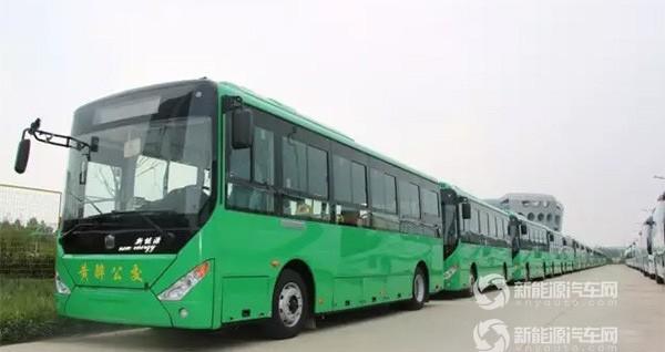 新能源客车市场或将扩容   一线品牌将瓜分公交市场?
