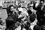 吉林:致敬公交人——她用30年见证长春市公交发展