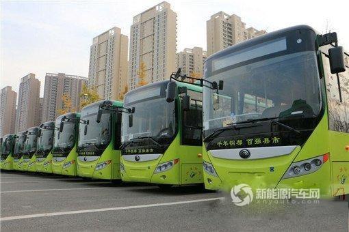 湖北:大治市100辆纯电动公交车即将上线运营