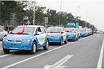 安徽合肥:新增或更新的出租车全部为新能源汽车