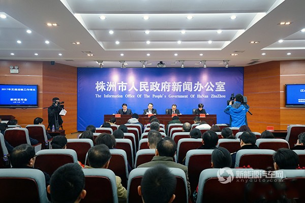 湖南株洲:新能源、清洁能源公交比例超九成