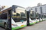 广东:韶关粤运客运南站33、34路纯电动公交车正式营运