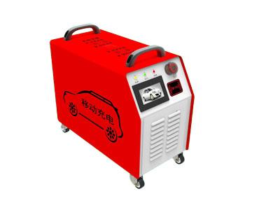 雪莱特——移动式直流充电桩FSEV-DCY15/500-A1
