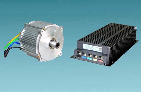 上海电驱动—3.5/4Kw低速电动车用电机系统