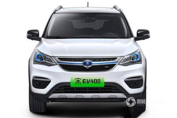 比亚迪宋EV 2018款 EV400 智联进取型