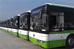 甘肃嘉峪关市新能源公交车上线运行 助力绿色出行发展