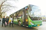安全舒适,亮点多多,50台中通12米电动公交服务山西长治