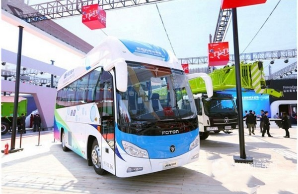 """从北京车展的""""氢专场""""看中国燃料电池产业的AB面"""