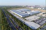 品质落地 梦想起航 合众新能源桐乡智慧工厂全面竣工