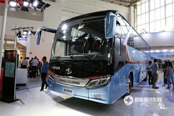 金龙集团强力亮相第十四届国际交通技术与设备展览会