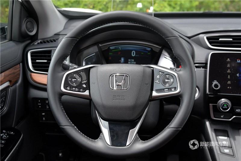 本田CR-V锐·混动 2017款 2.0L 净致版