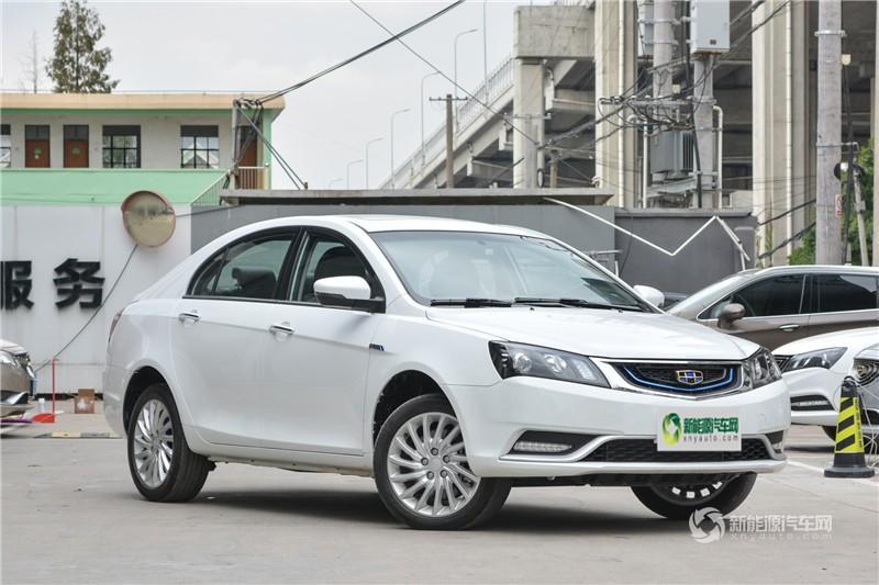 帝豪 PHEV 2018款 1.5L 精英型